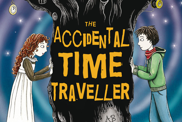 Time Travel Trouble at the Scottish Children's Book Awards!