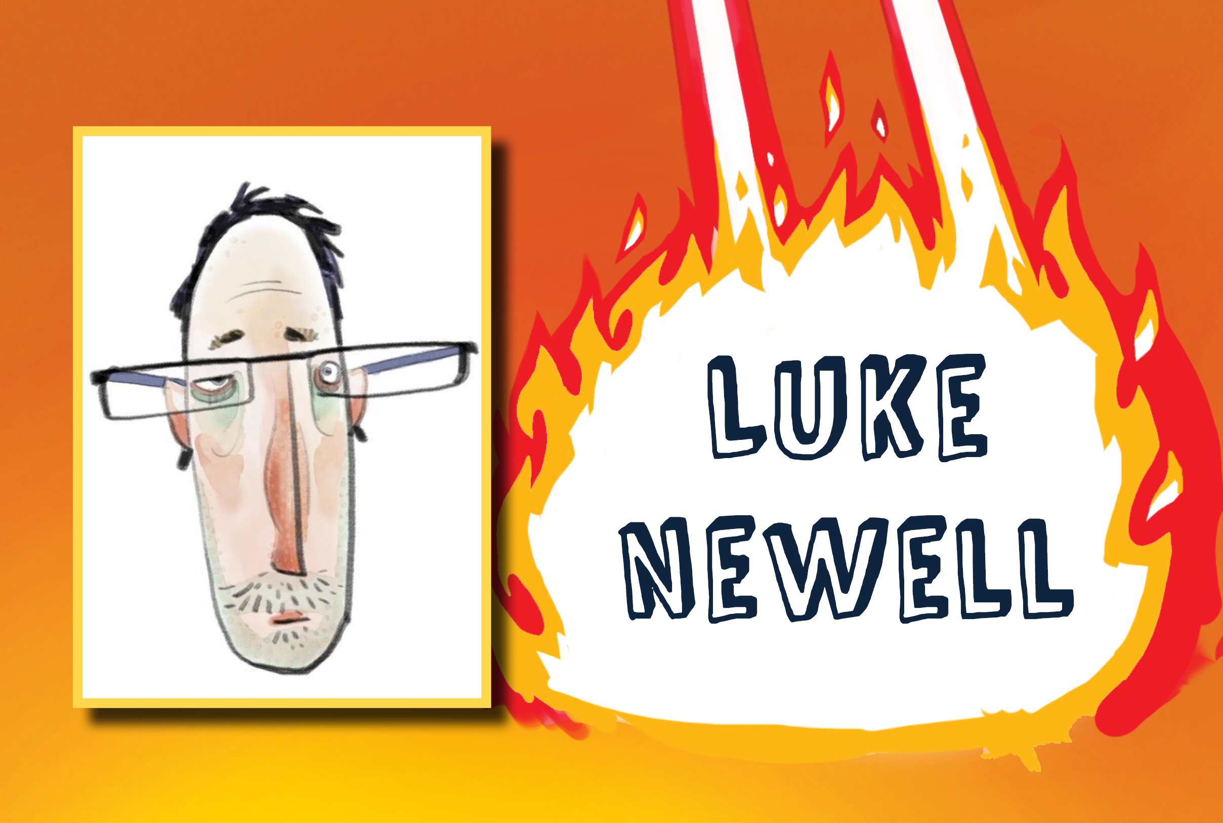 #FlorisDesign Illustrator Questionnaire: Luke Newell