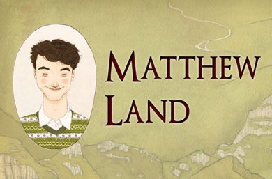 Banner - Matthew Land