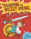 Thorfinn and the Awful Invasion jacket cover