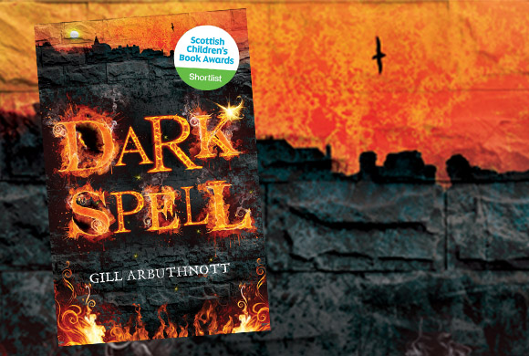 Author Interview — Gill Arbuthnott — Dark Spell