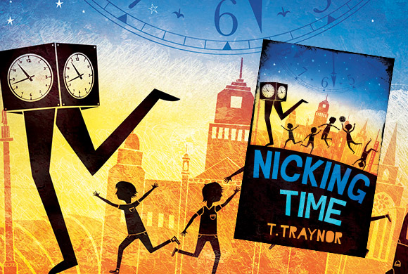 Author Interview — T. Traynor — Nicking Time