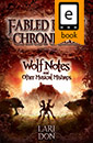 Wolf Notes and Other Musical Mishaps jacket cover