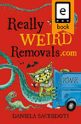 Really Weird Removals.com jacket cover