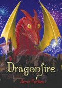 Dragonfire jacket cover
