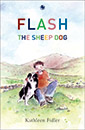 Flash the Sheep Dog jacket cover