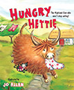 Hungry Hettie jacket cover