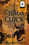 Chaos Clock jacket cover