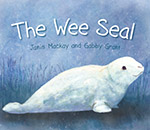 Wee Seal jacket cover