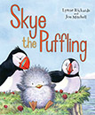 Skye the Puffling jacket cover