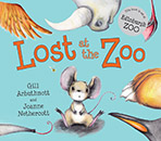 Lost at the Zoo jacket cover