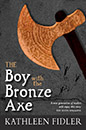 Boy with the Bronze Axe jacket cover