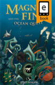 Magnus Fin and the Ocean Quest jacket cover
