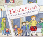 Thistle Street jacket cover