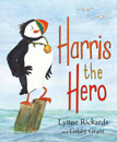 Harris the Hero jacket cover