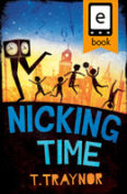 Nicking Time jacket cover