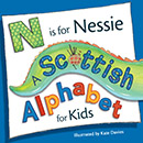 N is for Nessie: A Scottish Alphabet for Kids jacket cover