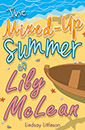 Mixed-Up Summer of Lily McLean jacket cover