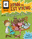 Thorfinn and the Disgusting Feast jacket cover