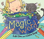 Magic Word jacket cover