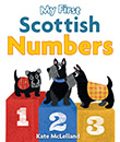 My First Scottish Numbers jacket cover