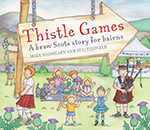 Thistle Games jacket cover