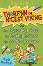 Thorfinn the Nicest Viking series Books 4 to 6 jacket cover