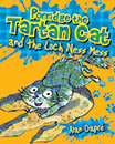 Porridge the Tartan Cat and the Loch Ness Mess jacket cover