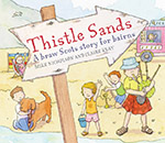Thistle Sands jacket cover
