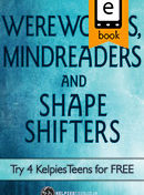 Werewolves, Mindreaders and Shapeshifters jacket cover