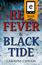 Red Fever & Black Tide jacket cover