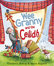Wee Granny and the Ceilidh jacket cover
