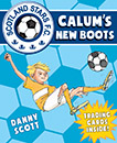 Calum's New Boots jacket cover