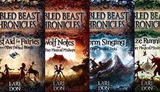 Fabled Beasts Chronicles Books 1-4 Bundle jacket cover