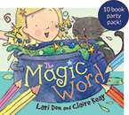 Magic Word 10-Book Party Pack jacket cover