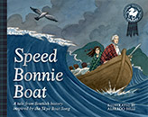 Speed Bonnie Boat jacket cover
