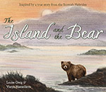 Island and the Bear jacket cover