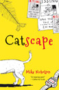 Catscape jacket cover