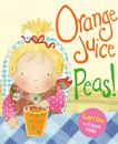 Orange Juice Peas jacket cover