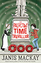 Reluctant Time Traveller jacket cover