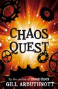 Chaos Quest jacket cover