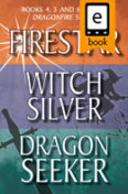 Dragonfire Series Books 4-6 jacket cover