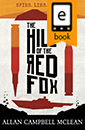 Hill of the Red Fox jacket cover