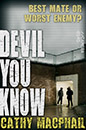 Devil You Know jacket cover