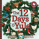 12 Days o Yule jacket cover