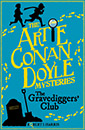 Artie Conan Doyle and the Gravediggers' Club jacket cover
